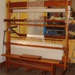 Traditional Tapestry Fireside Loom